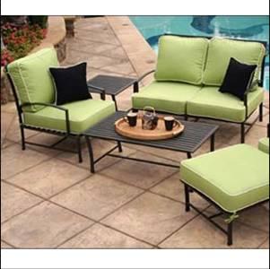 Muebles de terraza comedor para terraza sillas para terraza mesa de for Juegos de living para jardin