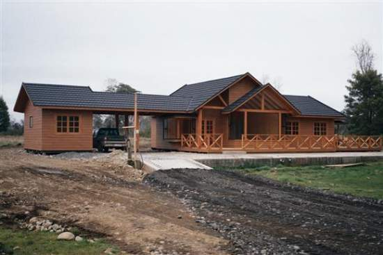 Casas prefabricadas madera casas prefabricadas en for Modelos de casas prefabricadas americanas