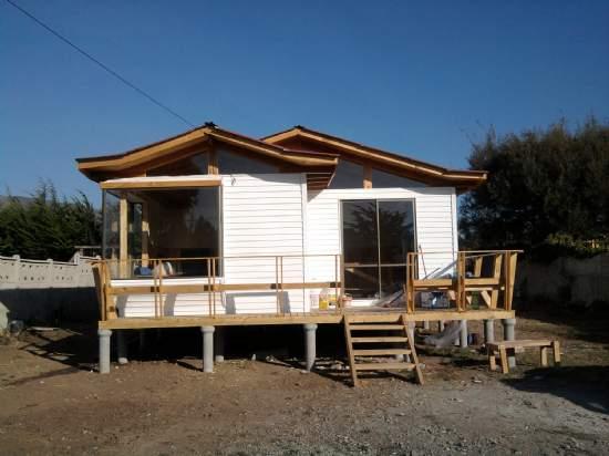 Casas prefabricadas modalidad llave en mano casa for Kit casas prefabricadas