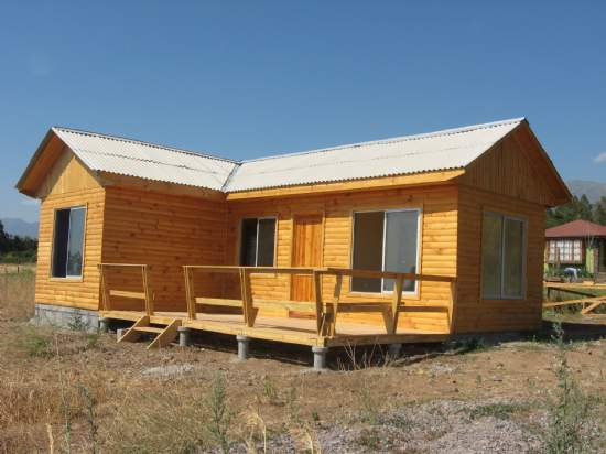 Casas prefabricadas madera kit de casas de madera baratas - Ofertas de casas prefabricadas ...